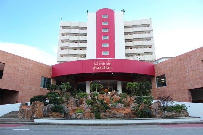 Foto: Hotel Misión Mazatlán
