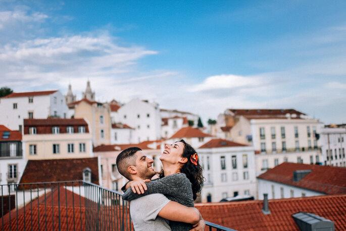 Portugal Flitterwochen