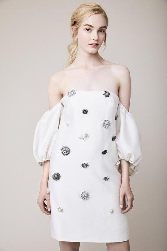 Vestidos De Novia Para Boda Civil 60 Diseños Para Suspirar