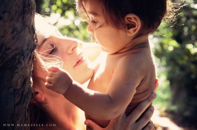 Liste de mariage pour les couples ayant des enfants. Photo : Mamazelle