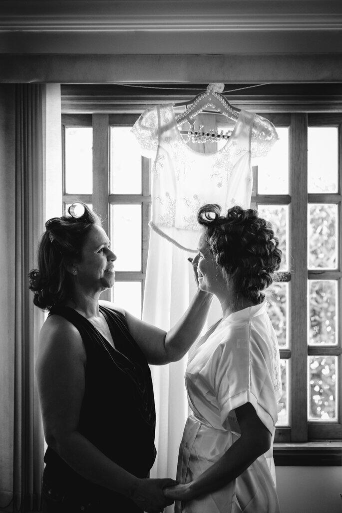 Preparativos da noiva