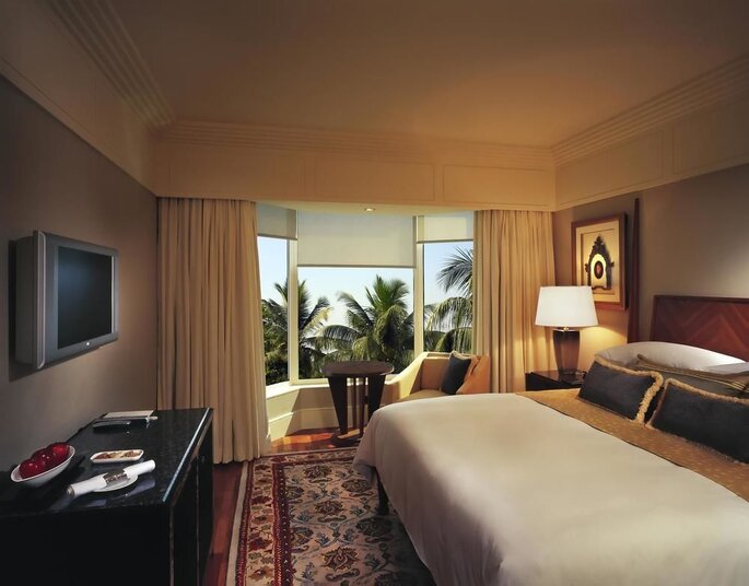 Hotel: The Leela Mumbai.