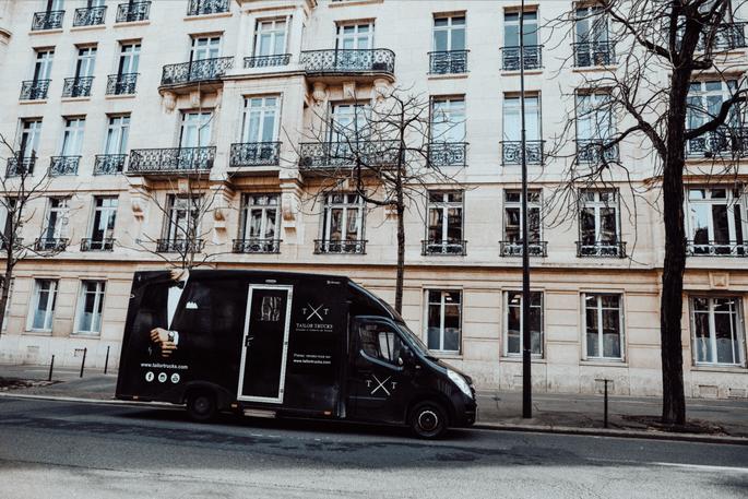 Boutique mobile Tailor Trucks
