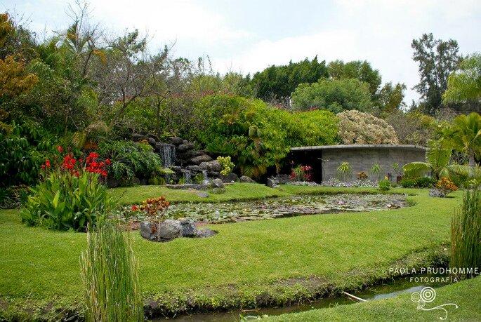 Jardín Ixaya
