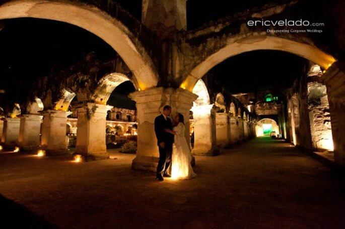Tu boda en un salón de evento histórico. Fotografía Eric Velado
