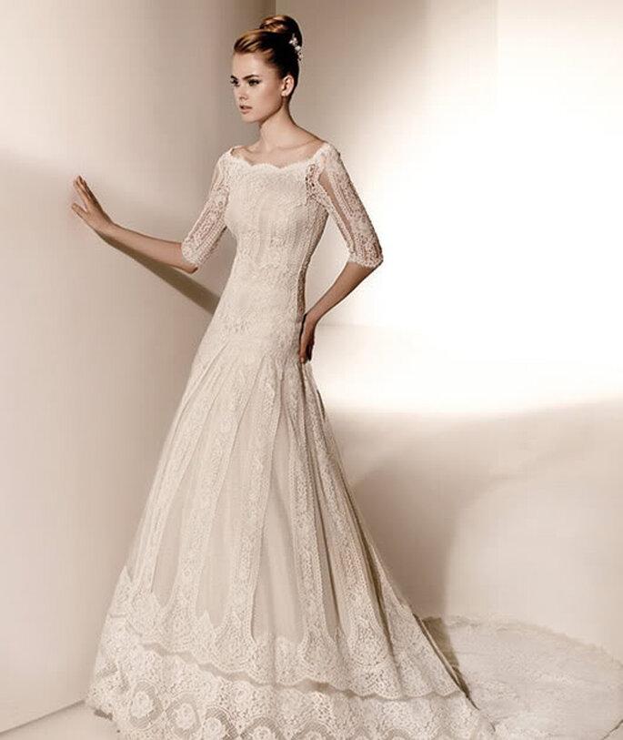 Vestido de Noiva Valentino  - modelo Metis