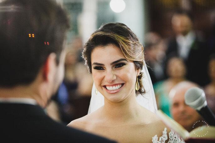 Sorriso noiva