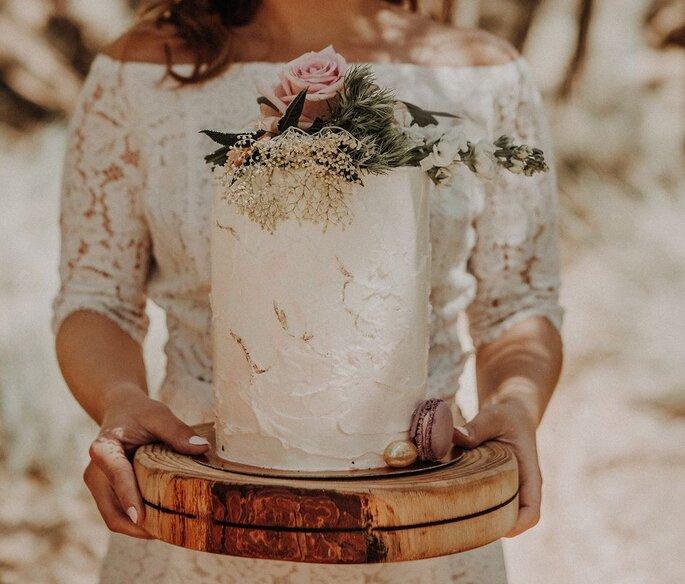 El Taller de Ana, Dulces y tartas de boda en Huesca