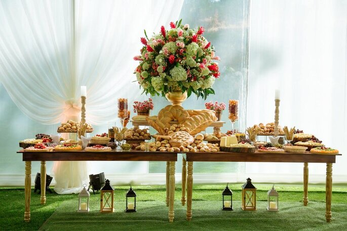 Verónica Stofanero Catering & Buffet