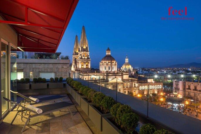 Foto: NH Collection Centro Histórico Guadalajara