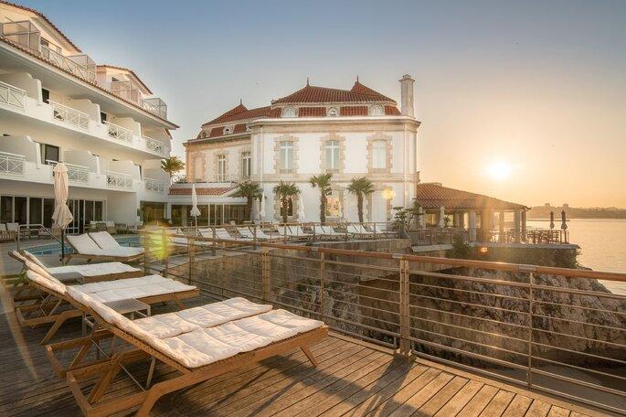 The Albatroz Hotel Cascais