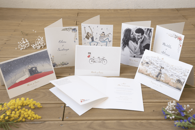 Médicos Sin Fronteras detalles de boda online