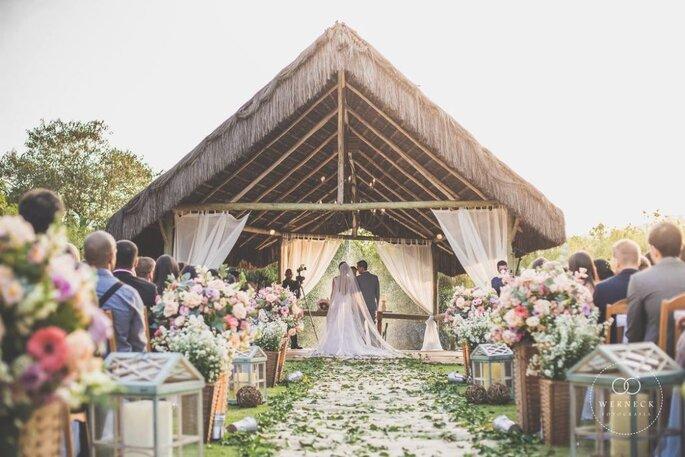 Locais para casamento ao ar livre