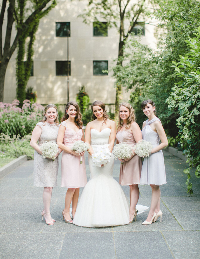 Los 10 mandamientos para ser la dama de boda perfecta - Evan Hunt