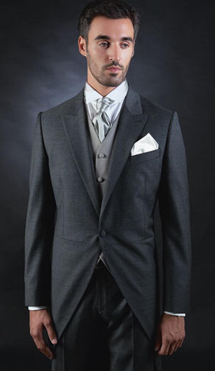 Louis Purple - Costume pour le marié5