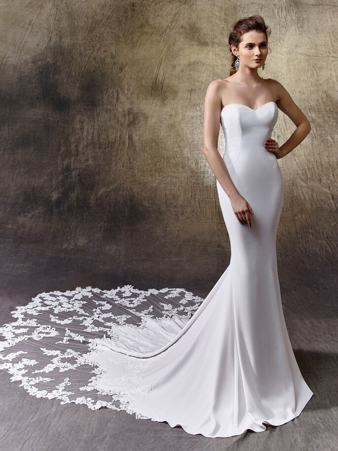Enzoani 2017 Discover Timeless Elegance In The Newest