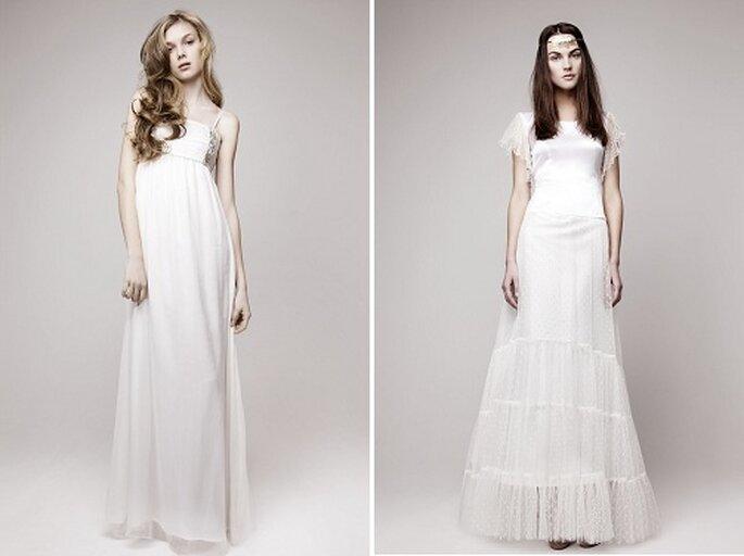 'True Love' refleja en sus vestidos diferentes formas de celebrar el amor. Foto: Otaduy.