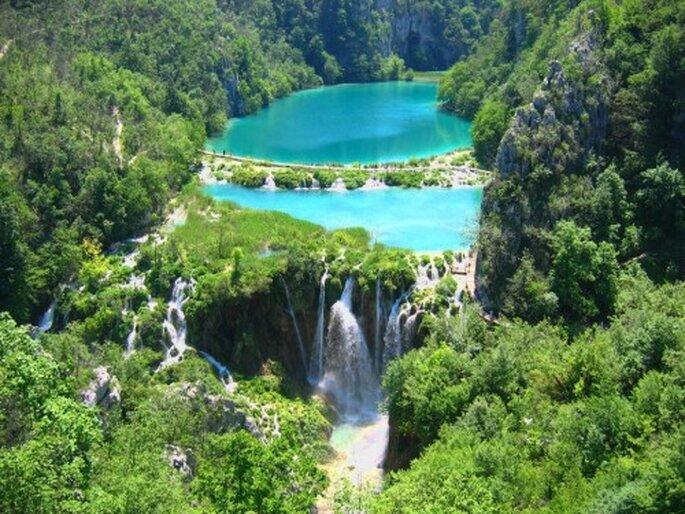 Belleza natural europea para que disfrutes en tu luna de miel - Foto Visita Croacia Facebook