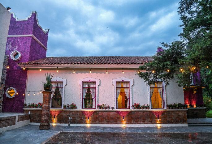 Hacienda San José Actipán hacienda para bodas Puebla