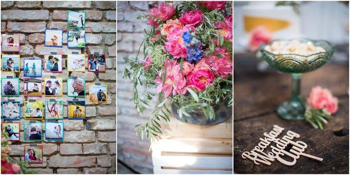 Cheerz & Grazie dei Fior Atelier - Foto: Infraordinario Wedding