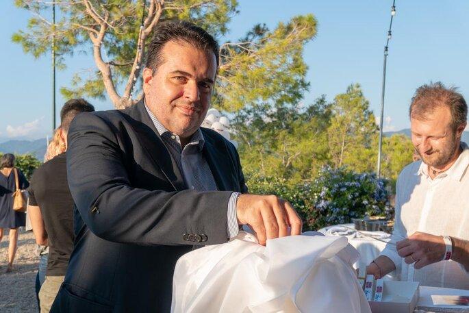 Il Consigliere Delegato l'Avv. Francesco Maresca