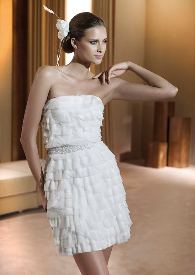 Finlandia - City Collection Pronovias 2011