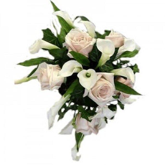Un bouquet dai colori pastello