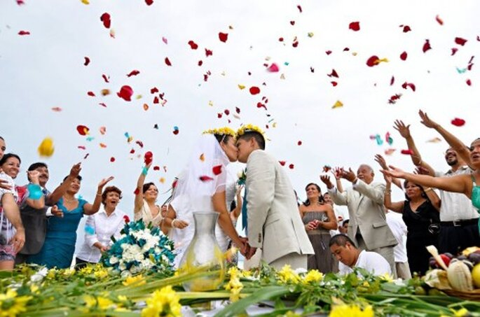 Boda maya. Foto Eduardo Gomez – Wedding Cinematography