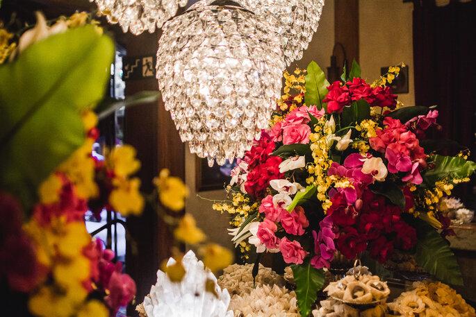 Arq Flor Decorações de Eventos - Foto: divulgação
