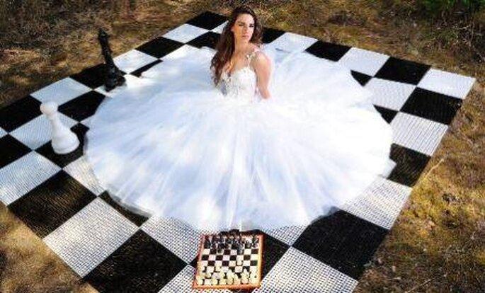 Colecção de vestidos de noiva couture Alice by Vestidus