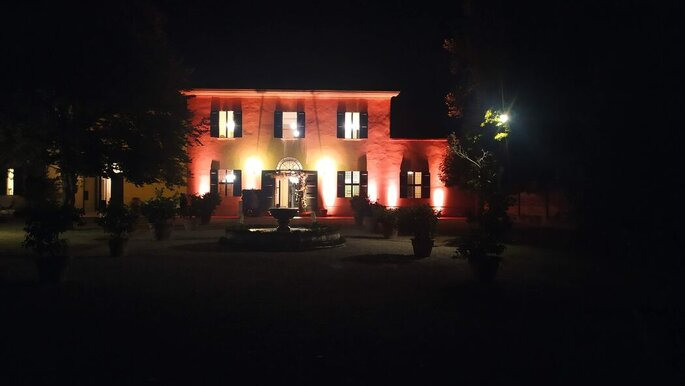 Villa Grimaldi Castelfranco Emilia