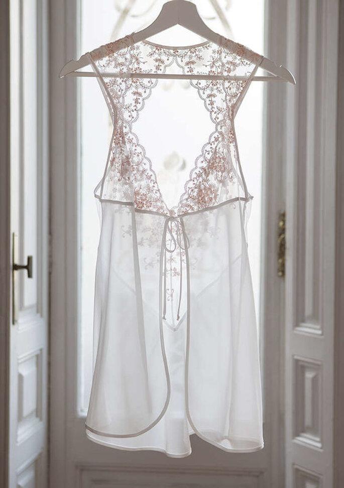 Cómo elegir la lencería para novia