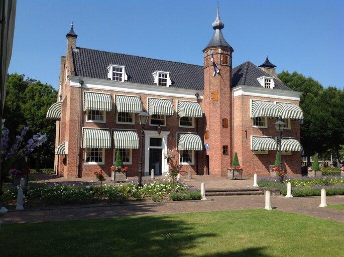 De Mooiste Trouwlocaties Van Rotterdam