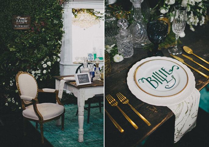La combinación perfecta para que tu boda sea excepcional - Foto Rad and in Love