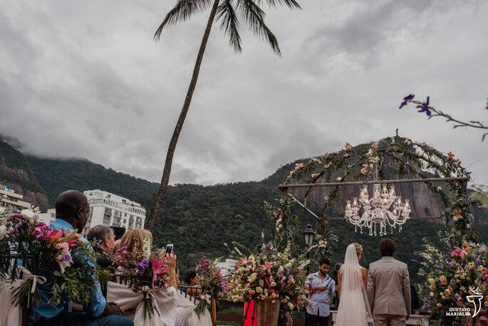 Casamento Clube Piraquê Rio de Janeiro