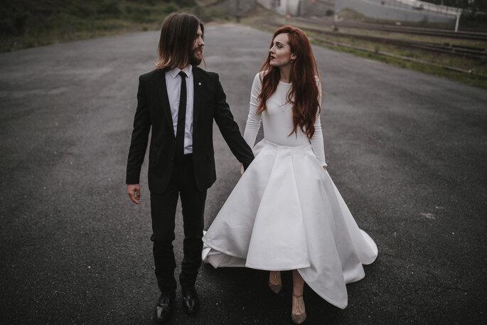 95ccda334 El amor a través de tus ojos  un editorial de boda mágico