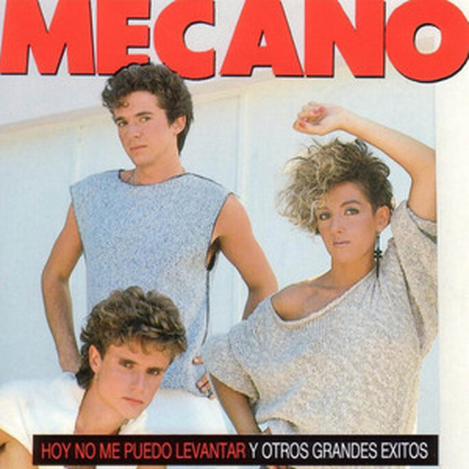 Mecano marcó la década musical de los 80.