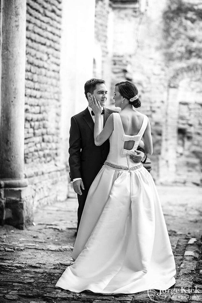 La boda de Cecilia y Víctor - Jorge Kick