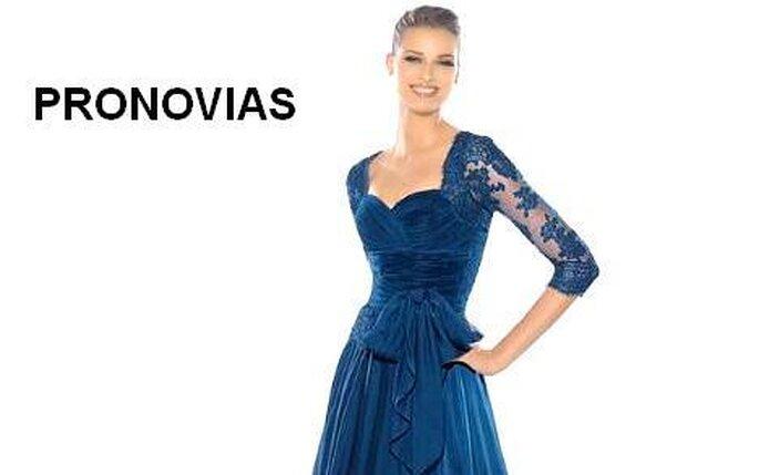 new styles b7164 fe007 Vestiti da festa eleganti Pronovias