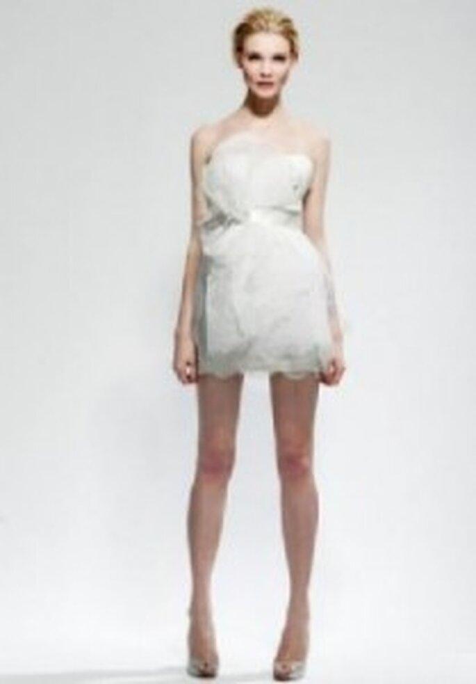 Robes de mariée Marchesa 2010 - Lia