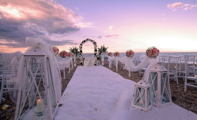 Italien Wedding Luxury