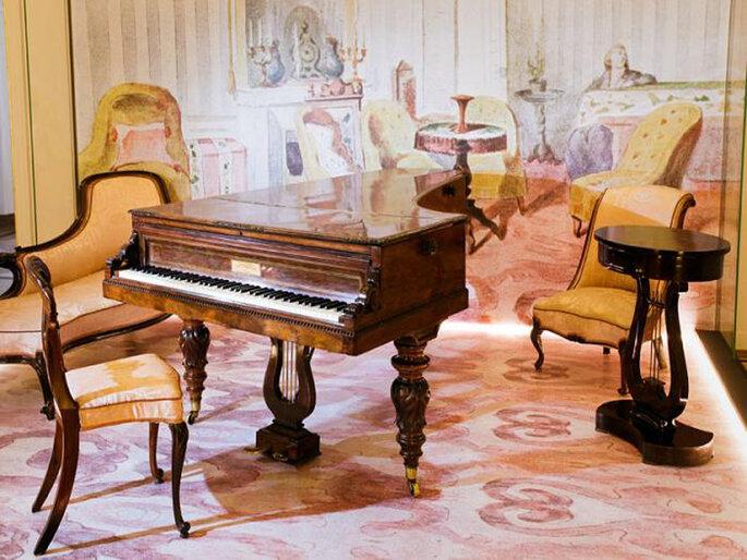 Chopin był wirtuozem nie tylko fortepianu / fot. Marcin Czechowicz ze zbiorów muzeum Chopina http://www.eksmagazyn.pl/wazny-temat/seksowny-temat/seksowne-ciekawostki/w-lozku-z-chopinem/