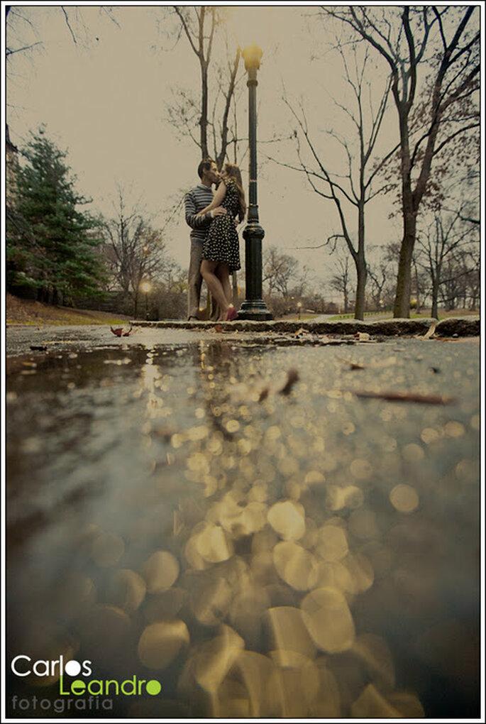 Romántica luna de miel en Nueva York. Imagen Carlos Leandro
