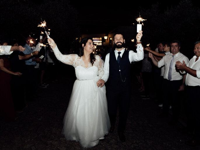 Os noivos. Os noivos. Casamento Mariana e Pedro