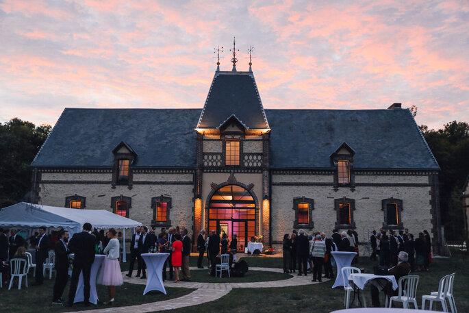 Domaine de Coulonge - lieu de réception pour votre mariage - Eure
