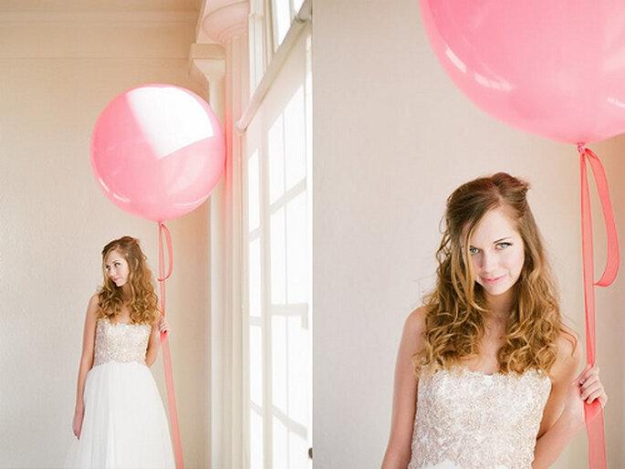 Hochzeitsdekoration – haben Sie schon mal an Luftballons gedacht?