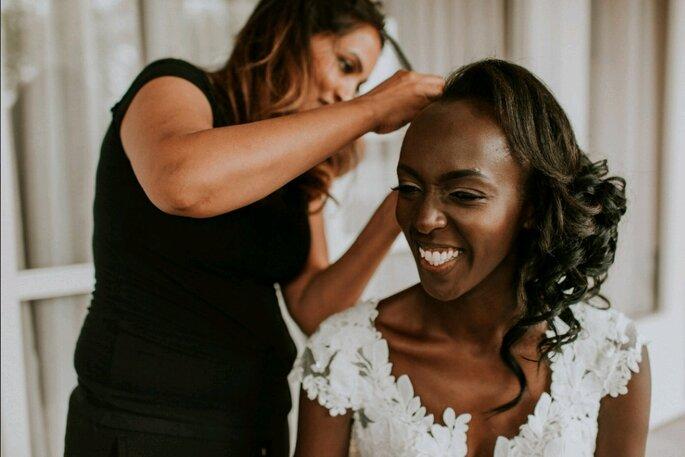 Foto: The Bridal Artist