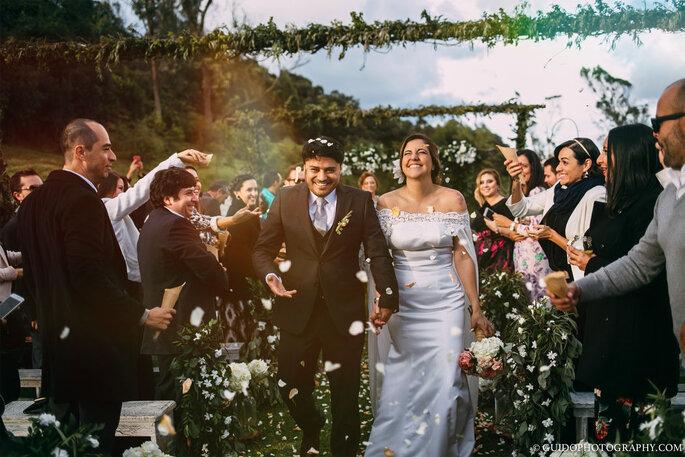 Guido photography & films Fotografía de bodas Bogotá