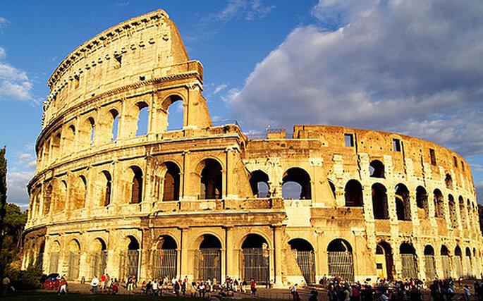 Rome et son magnifique Colisée