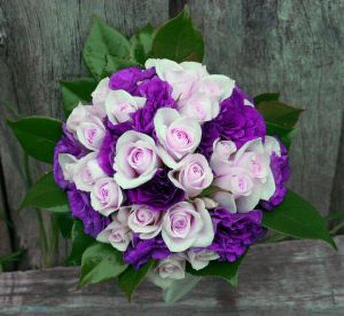 Diseños lindos de bouquet de novia.